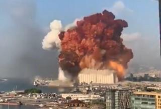 बेरुत विस्फोट :  'एक महिनापछि एक व्यक्ति जीवितै रहेको सङ्केतपछि खोजी'