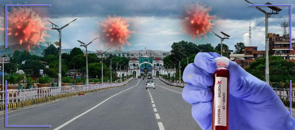 काठमाडौं उपत्यकामा थपिए ६ सय ७६ संक्रमित