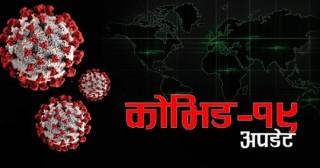 नेपालमा  काेराेना : 'थप १३५६ मा  संक्रमण पुष्टि'