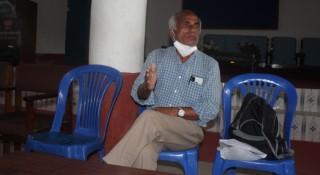 डा. गोविन्द केसी त्रिवि शिक्षण अस्पतालको आकस्मिक कक्षमा भर्ना