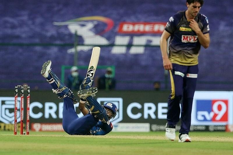 आईपीएलमा मुम्बई विजयी, कोलकत्ता ४९ रनले पराजित
