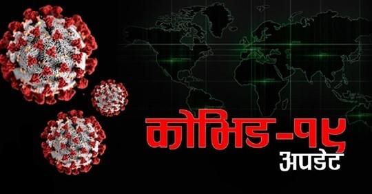 """नेपालमा काेराेना : """"पछिल्लो २४ घण्टामा थप ४,३९२ मा  संक्रमण पुष्टि"""""""