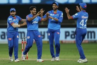 राजस्थानलाई १३ रनले हराउँदै दिल्ली आइपीएलको शीर्ष स्थानमा