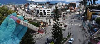 काठमाडौं उपत्यका  : '१५३५ मा  कोरोना भाइरस  संक्रमण '