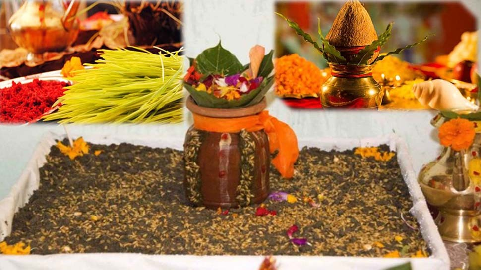 दसैँ सुरुः आज जमरा राखिँदै, नवदुर्गाको विशेष पूजा आरम्भ