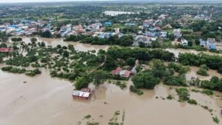 कम्बोडियामा बाढीका कारण २६ जनाको मृत्यु, २६ हजार बढी घरबारविहीन