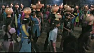 झिझिया नृत्य : ' स्वास्थ्य मापदण्डप्रति बेवास्ता'