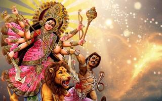 """आज महानवमी पर्व :  """"बलिसहित दुर्गा भवानीको पूजा गरिँदै"""""""