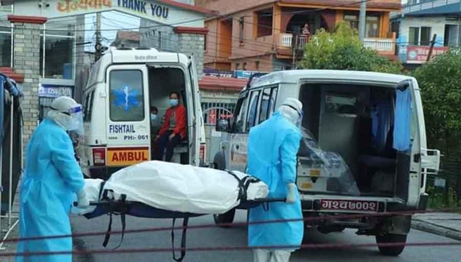 गण्डकी प्रदेश : कोरोनाबाट  थप तीनको मृत्यु