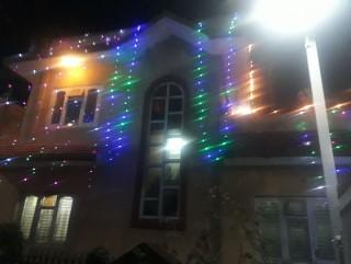 उज्यालो पर्व दीपावली : 'धनधान्यकी देवी लक्ष्मी पूजा गरी सम्पन्न'