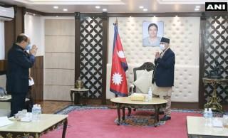 """प्रधानमन्त्री - भारतीय विदेशसचिव भेटवार्ता :  """"शुक्रबार  गोरखा र मनाङ जाने """""""