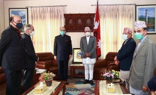 भारतले भन्याे :  'काेभिड–१९ को खोप तयार  भएपछी नेपाललाई दिने'