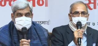 """भारत ले नेपाललाई १० लाख डोज खोप उपलब्ध गराउने   : """"सम्झाैता पत्रमा हस्ताक्षार"""""""