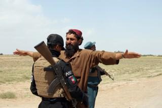 अफगानिस्तान : 'सुरक्षा कारबाहीमा  कम्तीमा सोह्र लडाकू मारिए'