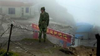 """भारत -  चीनबीच  सीमामा पुनः भिडन्त  :  """"    पछिल्लाे भिडन्त उत्तरी सिक्किमका नाखुलापास क्षेत्रमा """""""