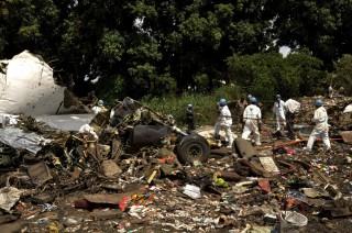 दक्षिण सुडान :  'विमान दुर्घटना हुँदा चालक दलका सदस्य दुई सहित दशको  मृत्यु '