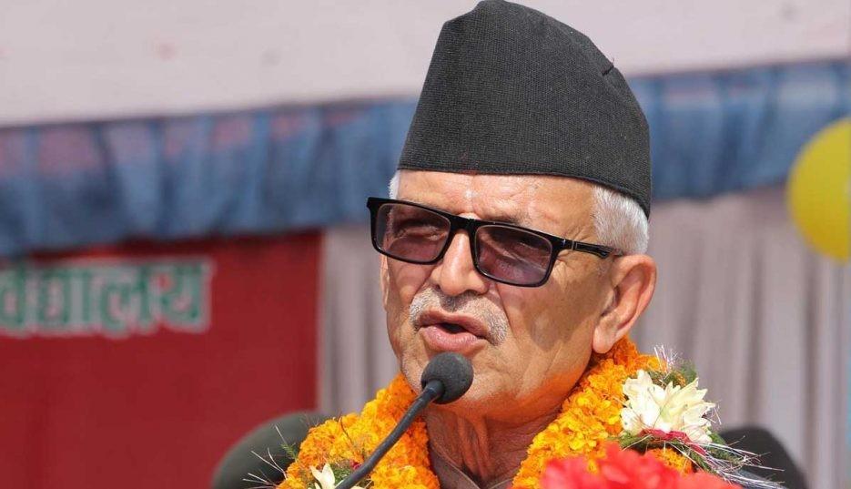 वाग्मती प्रदेश : 'माओवादीद्वारा मुख्यमन्त्री पौडलको राजीनामा माग'