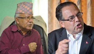 ओलीले मागे  स्पष्टीकरण  :  'नेपाल पक्षका सांसद छलफलमा'