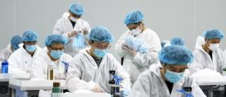 जापान : ' पाँच मिनेटमा  कोभिड १९ सङ्क्रमण थाहा पाउने प्रविधि पत्ता'
