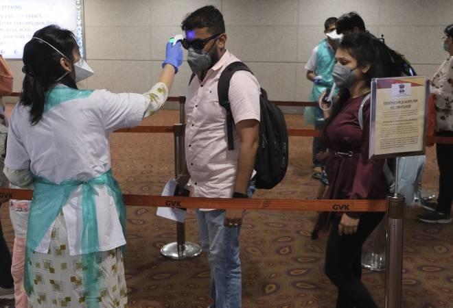 भारतमा कोरोना   :  सङ्क्रमित हुने दुई करोड नाघे