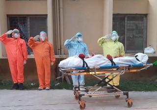 """सुदूरपश्चिम  : """" थप १२  संक्रमितको मृत्यु """""""