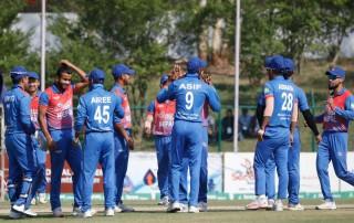टी ट्वान्टी विश्व वरीयता  :    नेपाल  १४ औं स्थानमा