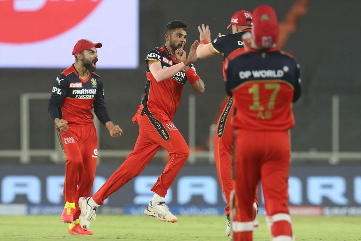 आईपीएल टी–२० क्रिकेट : ' दिल्लीलाई १ रनले हराउँदै बैंगलोर शीर्ष स्थानमा'