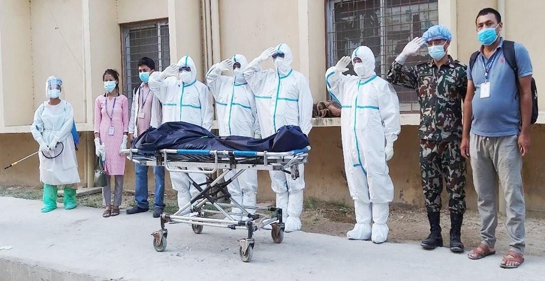 कर्णाली प्रदेश :  'कोरोनाबाट  थप पाँच सङ्क्रमतिको मृत्यु'