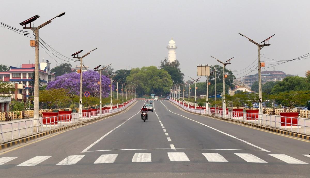 काठमाडौं उपत्यका : ' निषेधाज्ञा एक हप्ता थप'