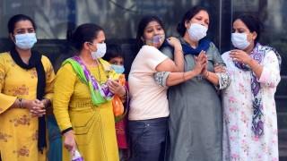 """भारतमा कोरोना   :  """" एकैदिन चार हजार सङ्क्रमितको मृत्यु ,  भारत तेस्रो राष्ट्र """""""