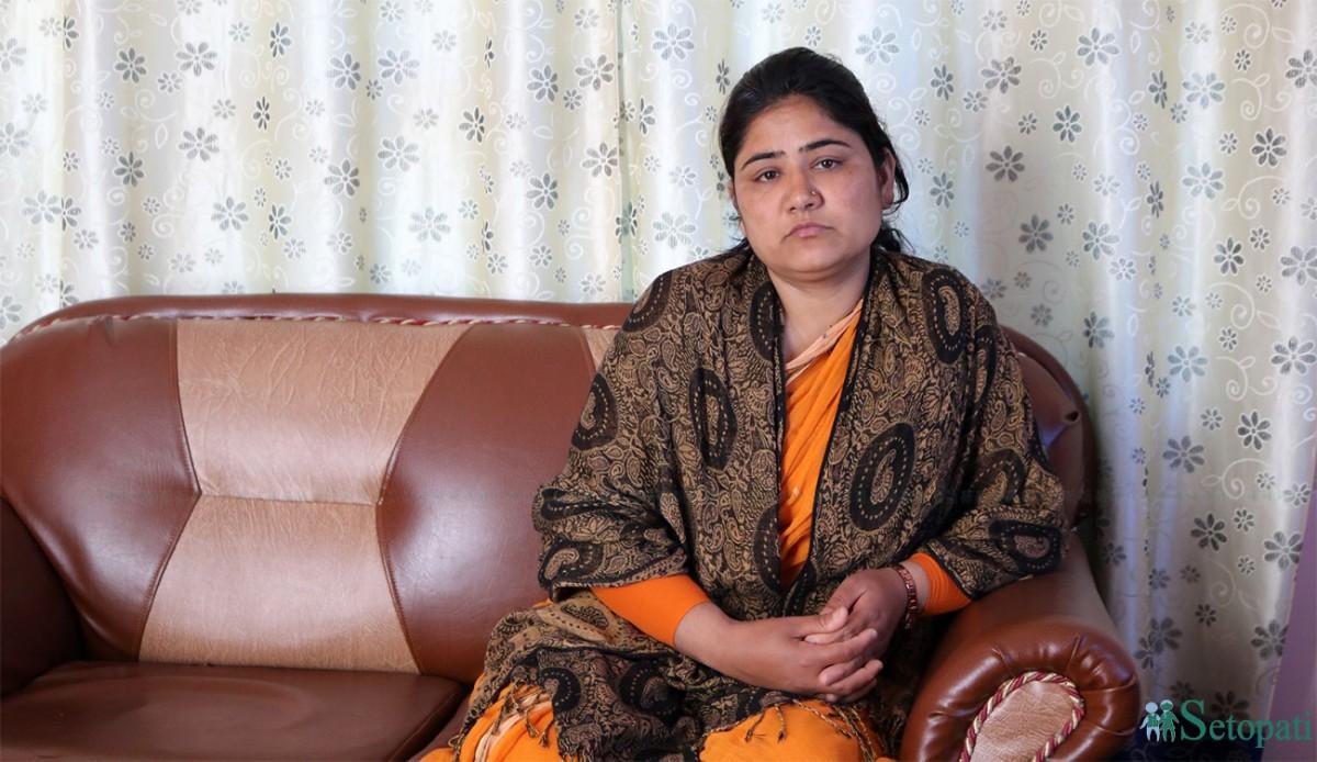 लुम्बिनी प्रदेशसभा सदस्य  विमला वली अपरहणमा  :'प्रहरीलाई उद्धार गर्न खबर '