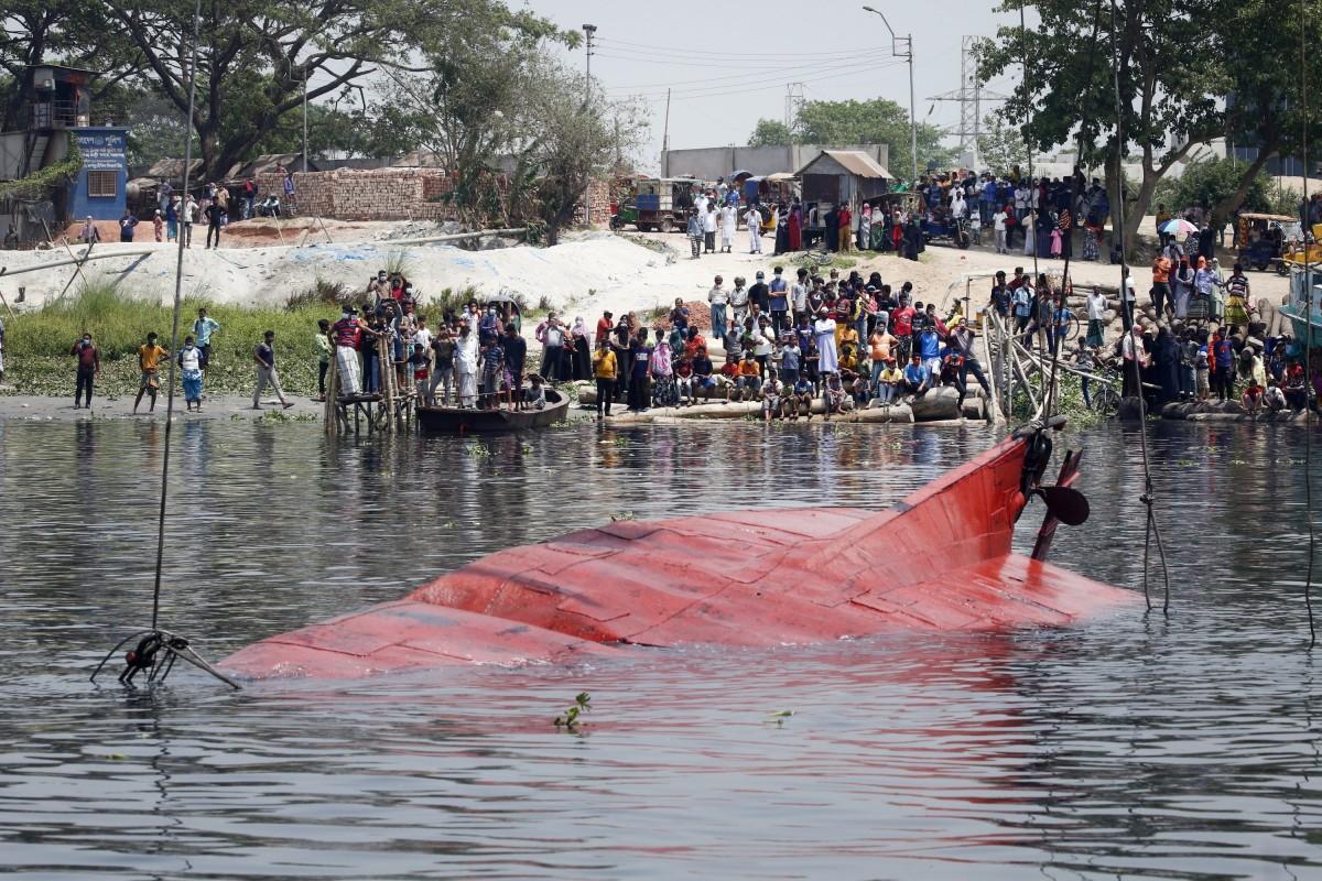 बंगलादेश :  'स्पिडबोट दुर्घटनामा कम्तीमा २६ को मृत्यु'
