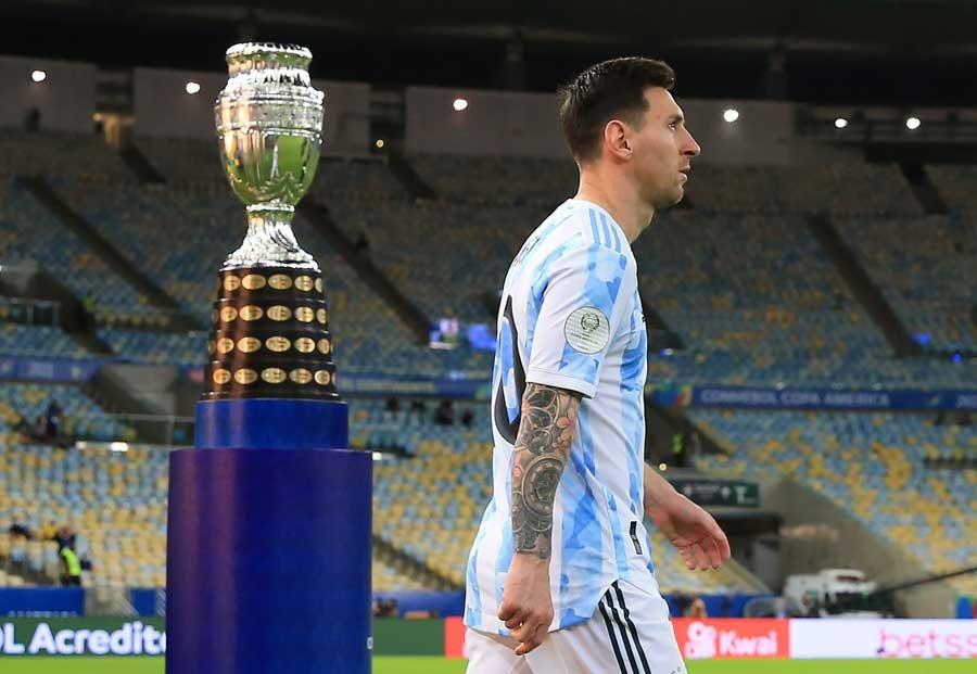 कोपा अमेरिका : 'मेस्सीलाई सर्वाधिक ठूलो सफलता, अर्जेन्टिना विजयी  '