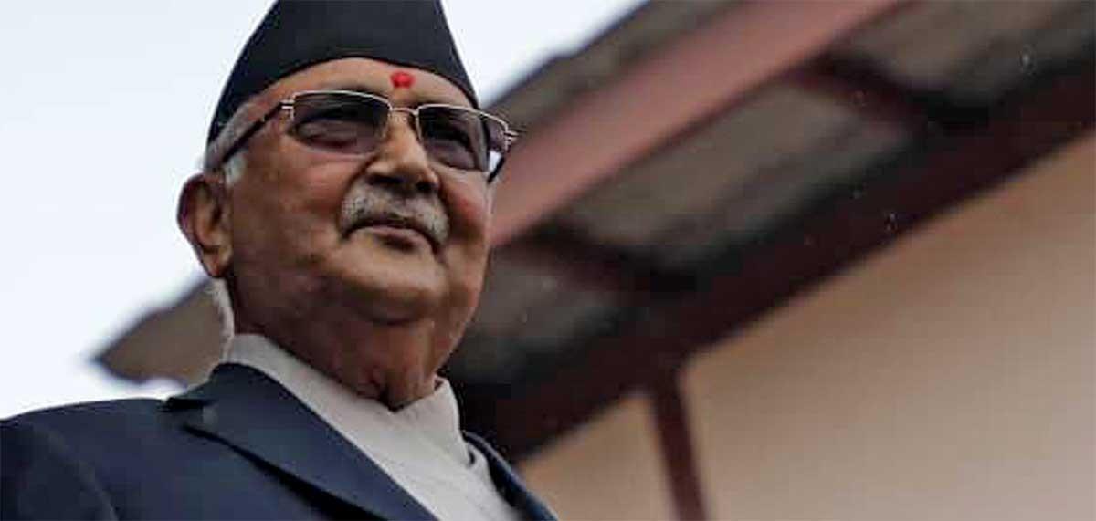 अध्यक्ष  ओलीले भने  : ' वरिष्ठ नेता नेपाललाई दोस्रो अध्यक्ष बनाउन आफू तयार छु'