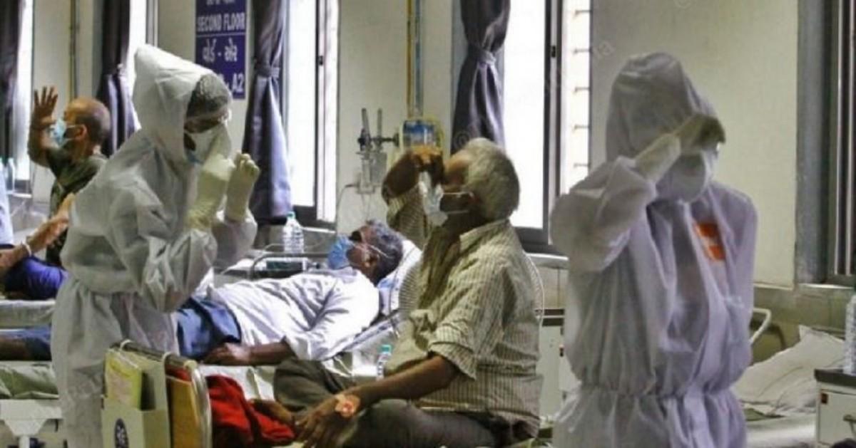 भारतमा कोरोना भाइरसको थप ४२ हजार १५ नयाँ संक्रमित