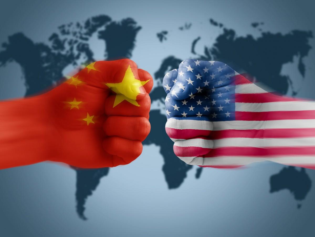 """सत्ता परिवर्तन र शक्तिको खेल : """" अमेरिकी र  चीनबीचको  अघोषित लडाइँ"""""""