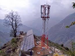 दिक्तेल : 'टावर छ, नेटवर्क छैन'
