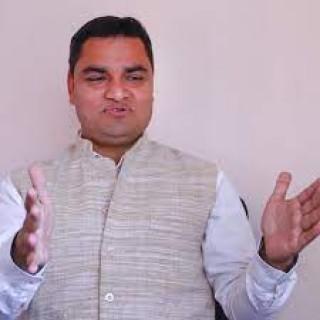 """युवा नेता प्रदीप पौडेलले भने  : """" म तेस्रो धारबाट कांग्रेस महामन्त्रीको उम्मेदवार """""""
