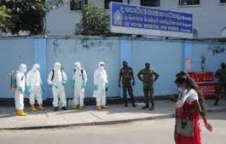 श्रीलङ्कामा देशव्यापी कर्फ्युको म्याद फेरि थप