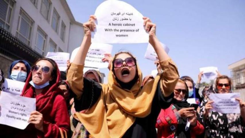अफगानिस्तान : महिलाले मागे समावेशिता