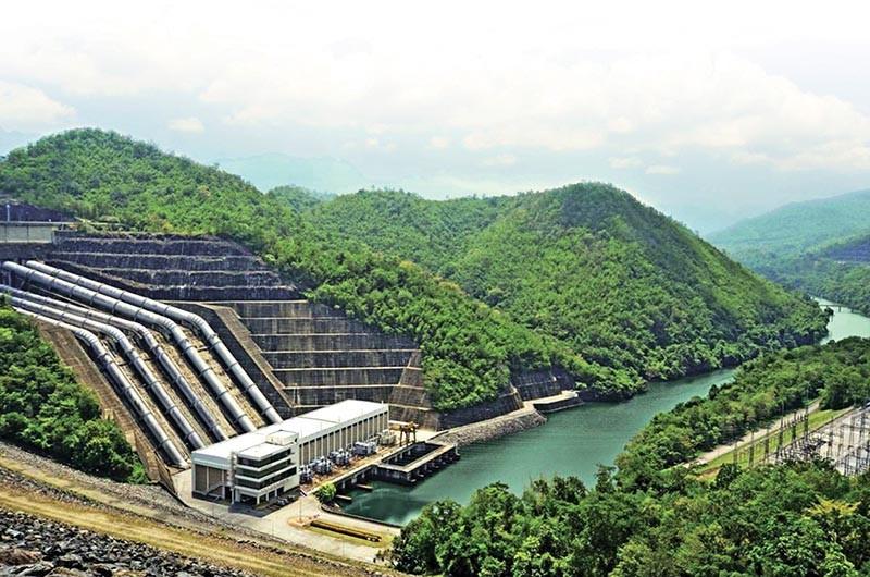 राहुघाट जलविद्युत् आयोजना :  'सुरुङ र बाँध निर्माण सुरु'