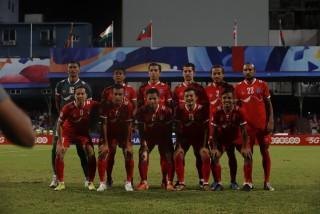 एएफसी यू–२३ एसियन कप फुटबल : आज इरानविरुद्ध खेल्दै
